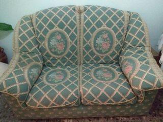 Sofa de dos plaza