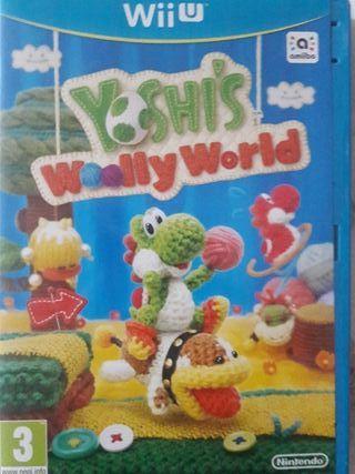 yoshi woolly Word