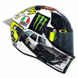 Casco AGV Pista GP R Misano 2016