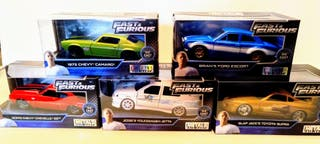 Fast and Furious, 7 coches 42 euros.