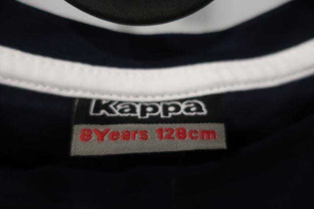 Camiseta KAPPA niño, logo bordado NUEVA