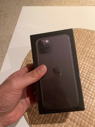 Iphone 11 pro 256gb precintado negro