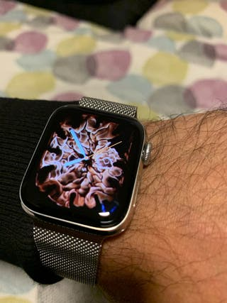 Apple Watch Series 5 de acero