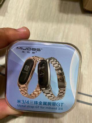 Pulsera Xiaomi Mi band 3 y 4
