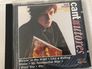 CD Bob Dylan. Greatest Hits.