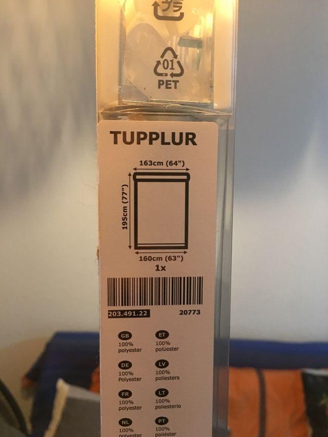 Estor Ikea Gris (Modelo TUPPLUR)