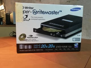 DVD Disquetera/Grabadora Samsung