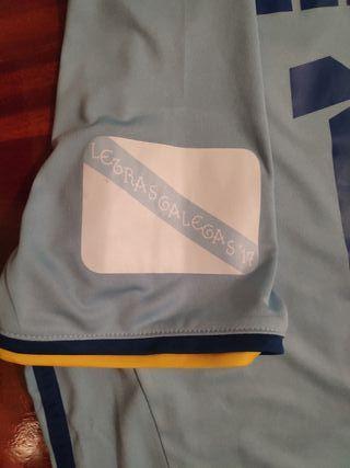 camiseta celta de Vigo.