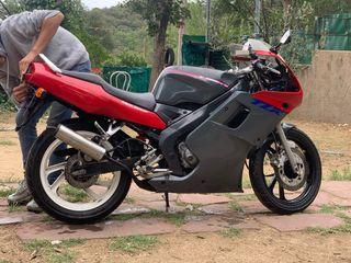 Yamaha tzr 85cc