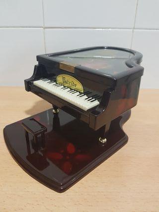 joyero piano musical
