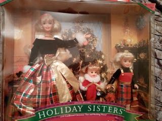 BARBIE HOLIDAY SISTER.