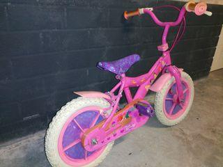 bici niña 14 pulgadas