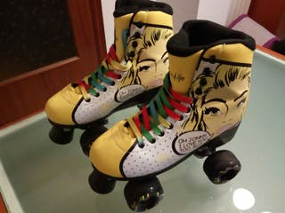 Patines playlife. Modelo vintage