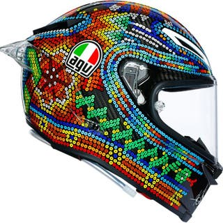 Casco AGV Pista GP R Rossi Winter Test 2018