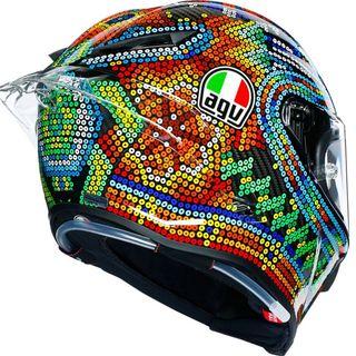 Casco AGV Pista GP R Rossi Winter Test 2018