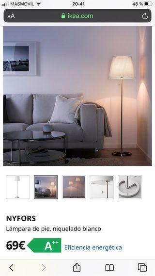 NYFORS - LAMPARA DE PIE IKEA