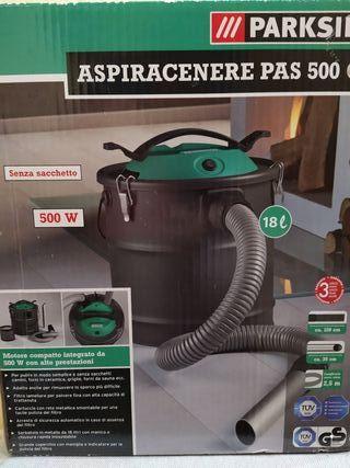 Aspirador chimenea nuevo