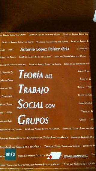 Teoría del trabajo social con grupos. UNED