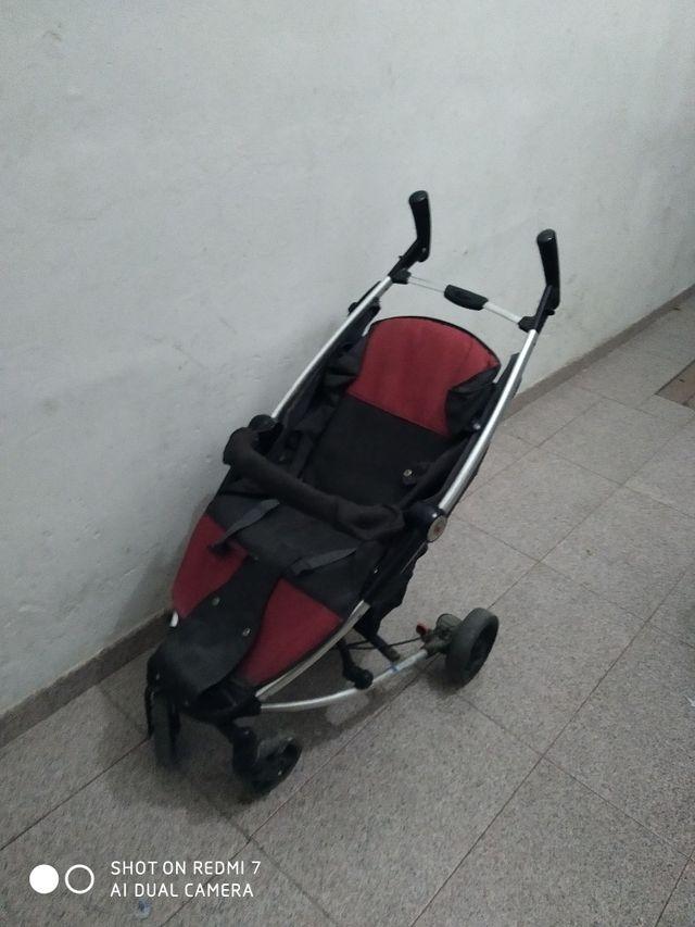 Vendo carro de bebe