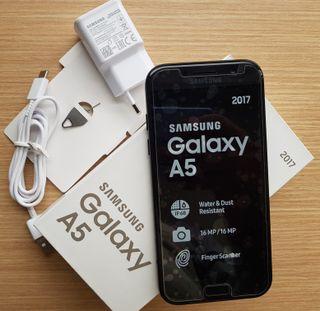 Samsung Galaxy A5 en garantía
