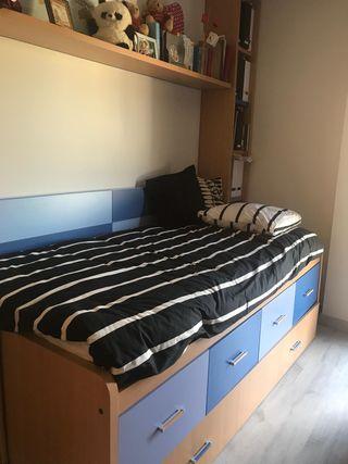 Colchón cama 90