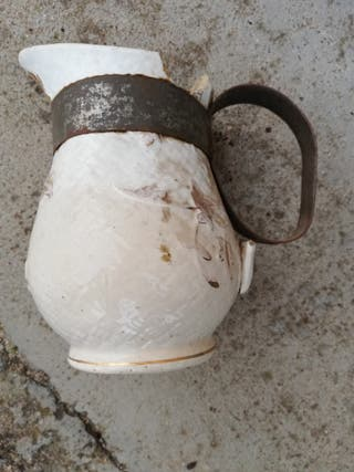 Jarra cerámica antigua