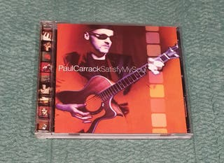 PAUL CARRACK / CD / SATISFY MY SOUL