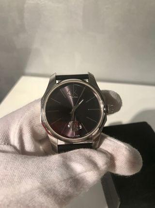 "Reloj Calvin Klein ""Original"" Makina suiza"
