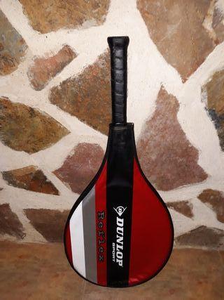 raqueta de tenis dunlop reflex