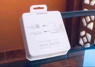 Samsung Cargador Rápido Tipo C 15W