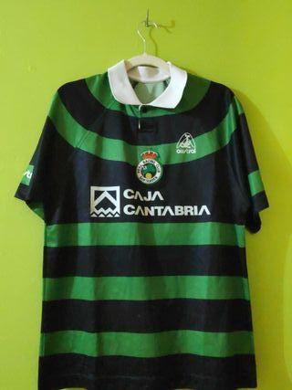Camiseta Racing Santander austral