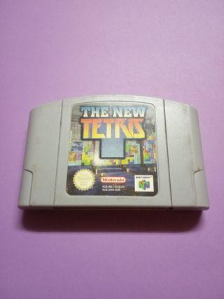 juego Nintendo the new tetris