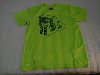 Camiseta deporte niño