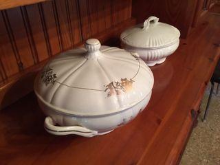 Soperas cerámica