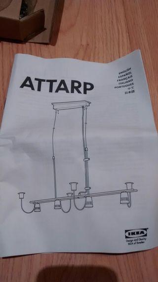 Lámpara comedor Attarp Ikea