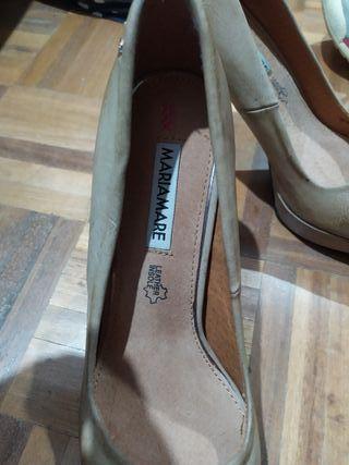 zapato piel marie mare
