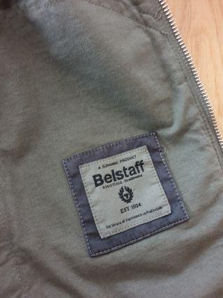 Cazadora Belstaff otoño
