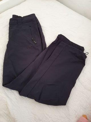 Pantalon senderismo Crivit 38