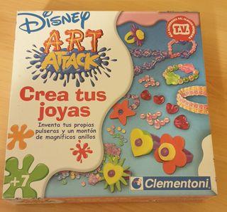 """CREA TUS JOYAS """"ART ATTACK"""""""