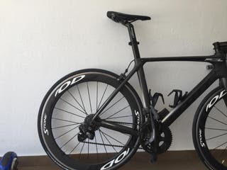 Vendo bicicleta de carretera aero