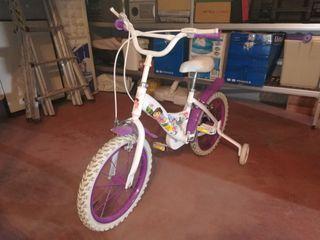 bicicleta Dora la exploradora
