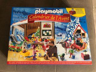 Calendari Adviento Playmobil nuevo