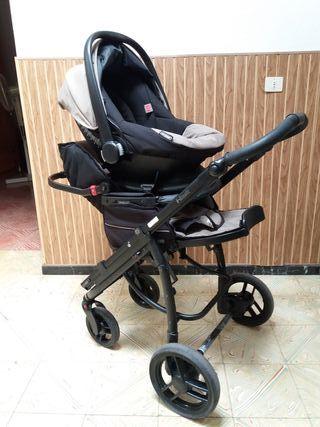 Cochecito para bebé - Bébécar (convertible)