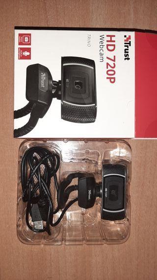 Webcam Trust Trino 720p