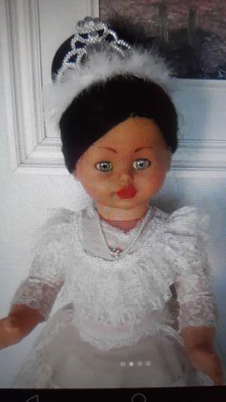 Muñeca años 60