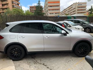 "Llantas Porsche cayenne 20"""