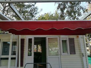 Carpa plegable de techo PVC