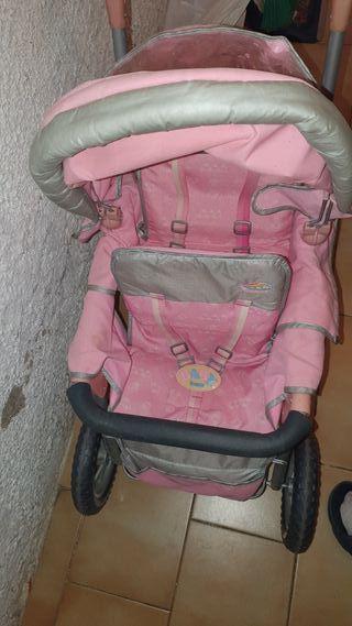 cochecito de niña (juguete)