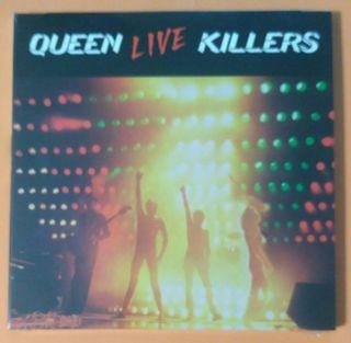 QUEEN , LIVE KILLERS 2 CDs DIGIPACK NUEVO