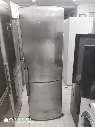 nevera Whirlpool 188x60cm con transporte y garanti